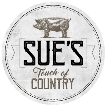 Sue's Touch of Country Home