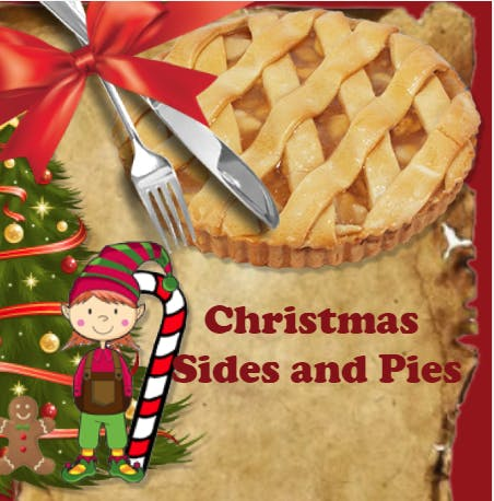 Christmas Sides.Christmas Sides And Pies Ris