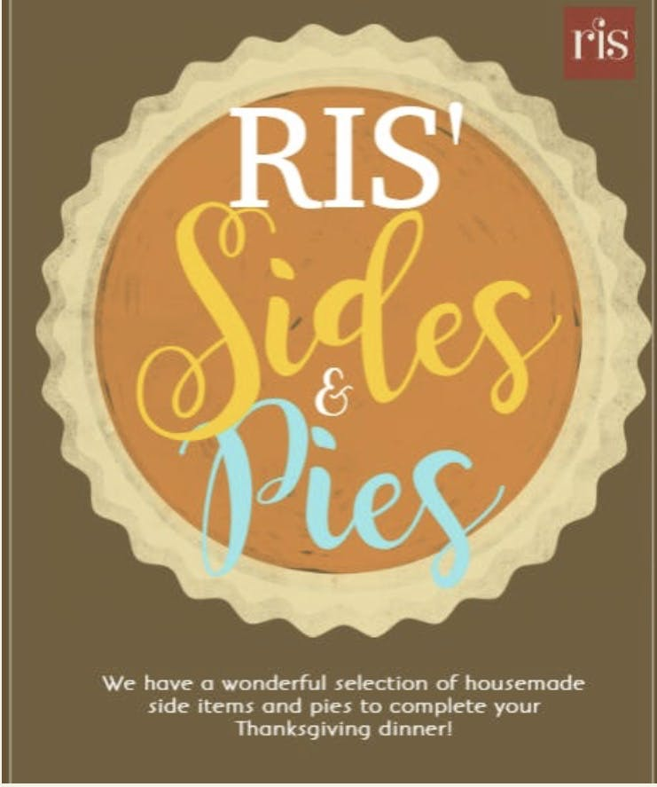 Holiday Sides and Pies