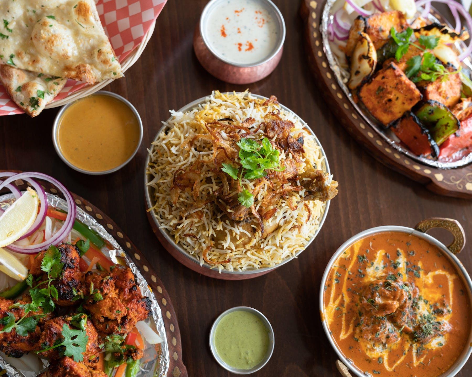Namaste Indian Street Food