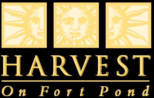 Harvest on Fort Pond Home