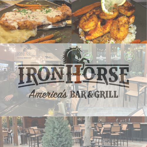 Iron Horse Bar and Grill Home