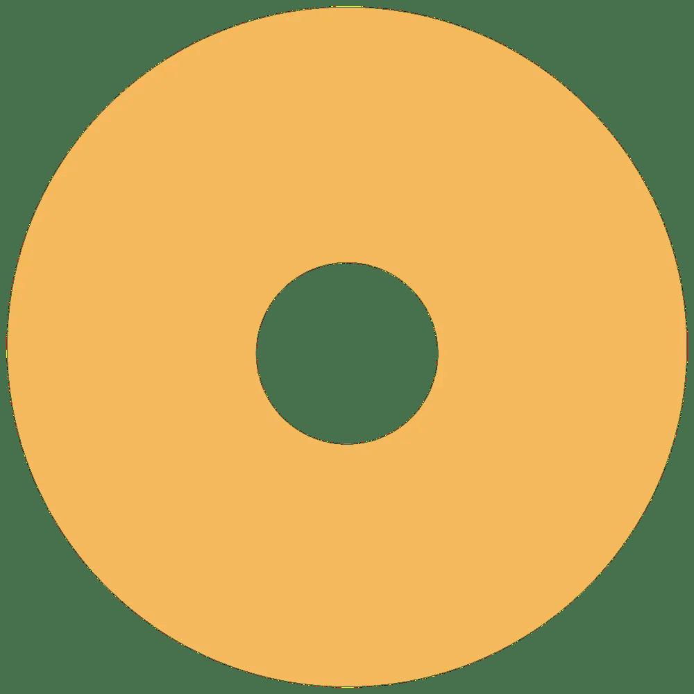 a donut logo