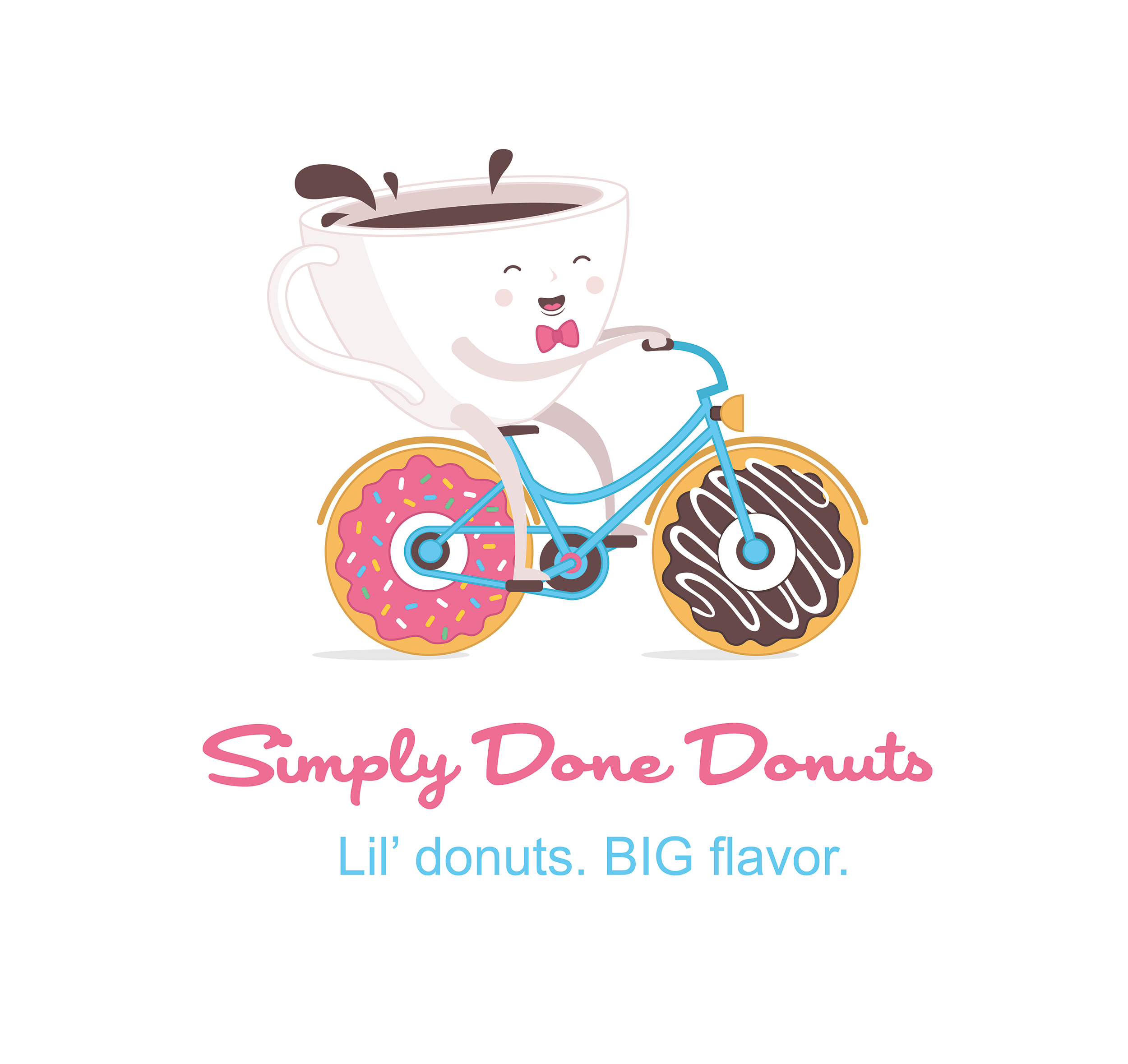 Simply Done Donuts Home