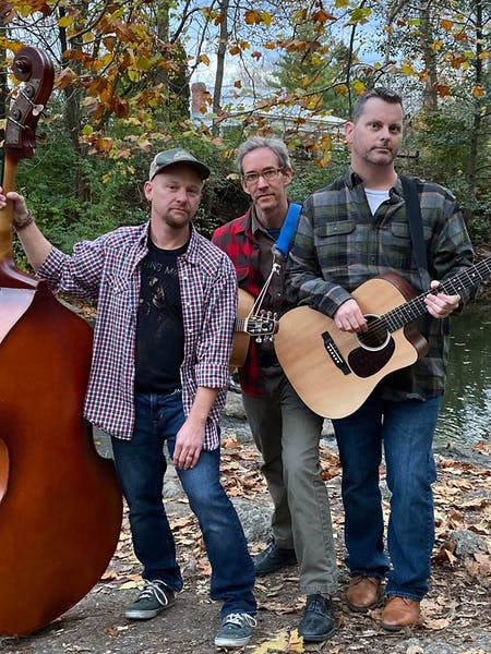 The Dunby Four, a high-spirited acoustic folk romp.