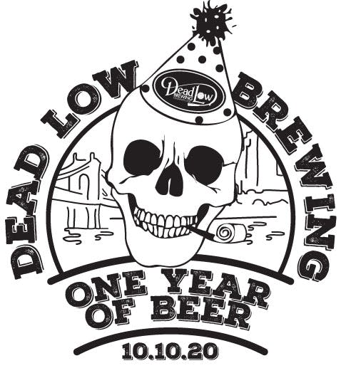 one year of beer dead low