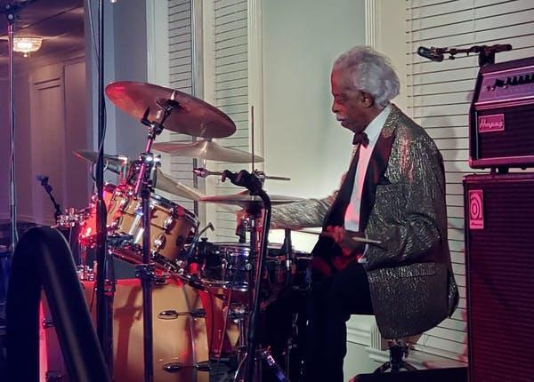 Drummer Philip Paul