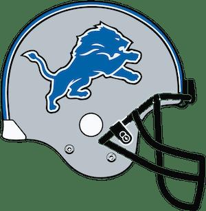 Lions helmet