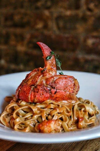 lobster homemade pasta