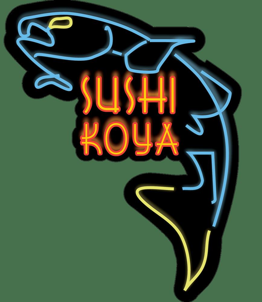 sushi koya logo
