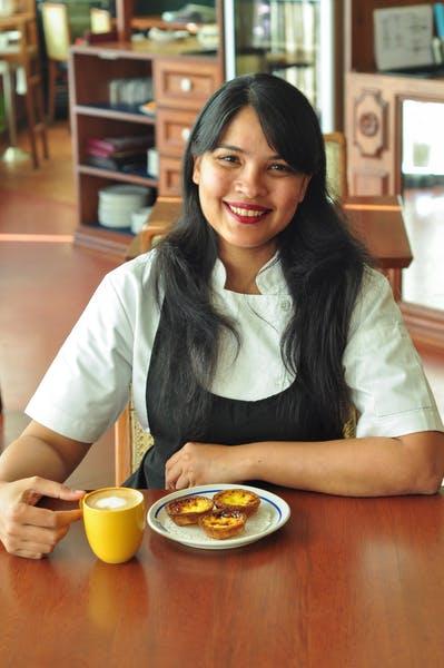 Heena Punwani, Pastry Chef