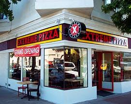 Exterior or Extreme Pizza San Rafael