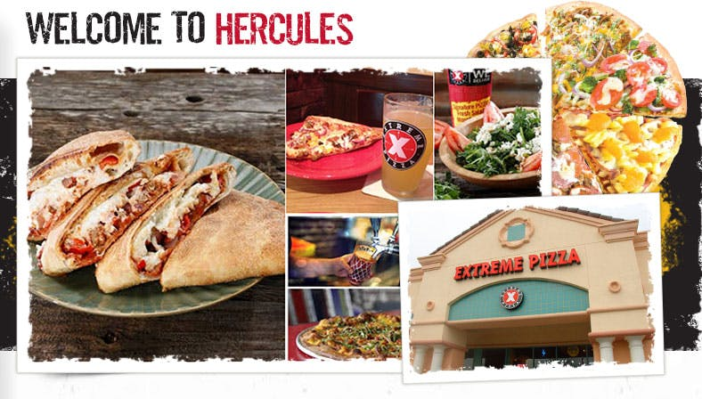 images of Extreme Pizza in Hercules California