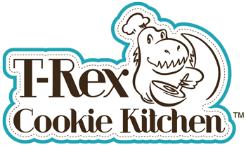T-Rex Cookie Home