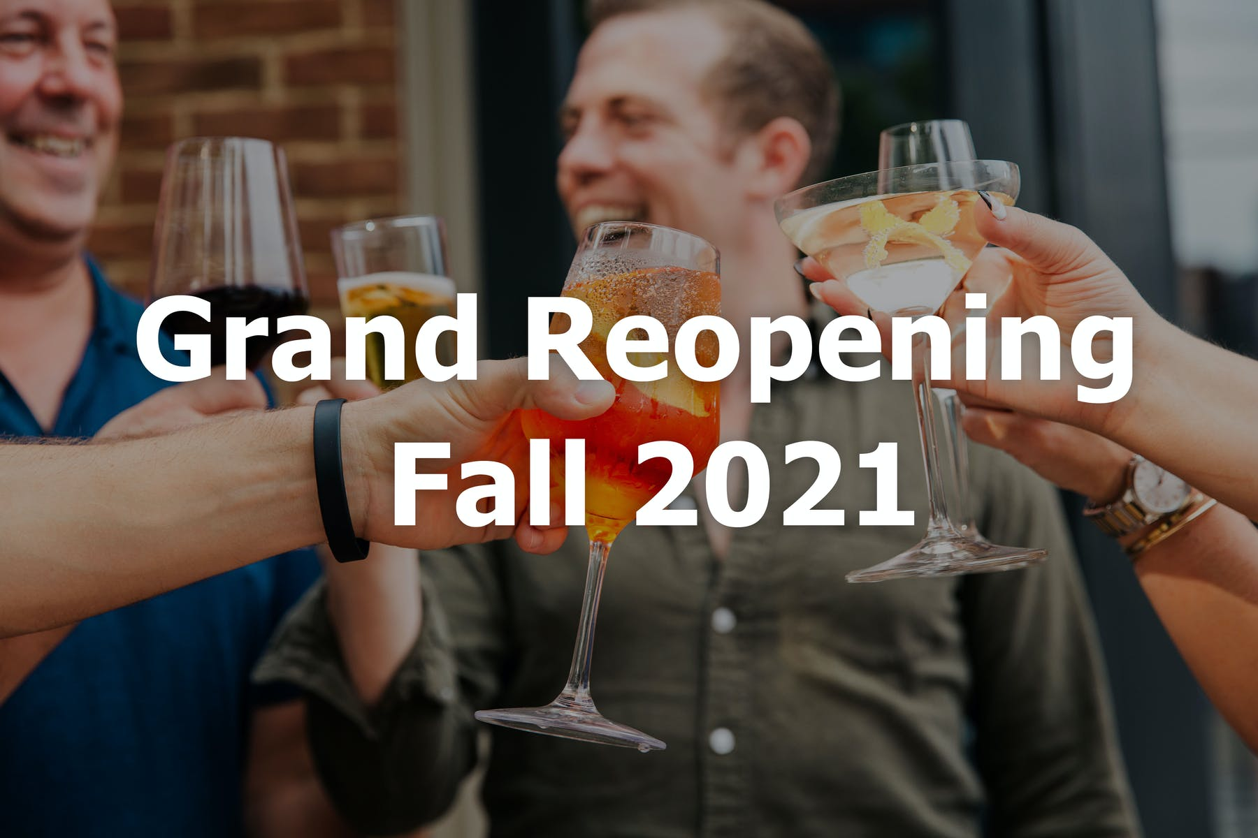 Germantown Cafe grand reopening fall 2021