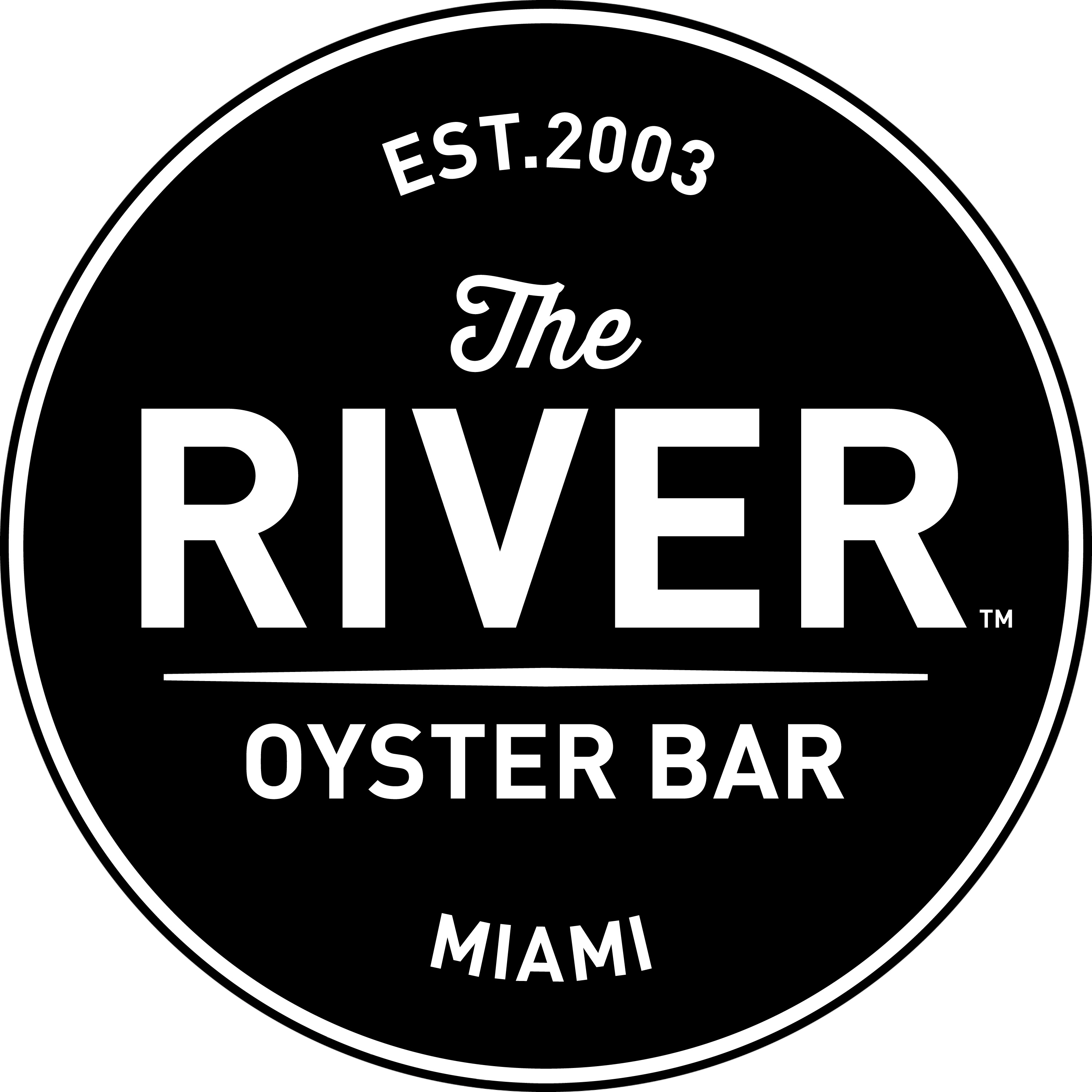 River Oyster Bar Home
