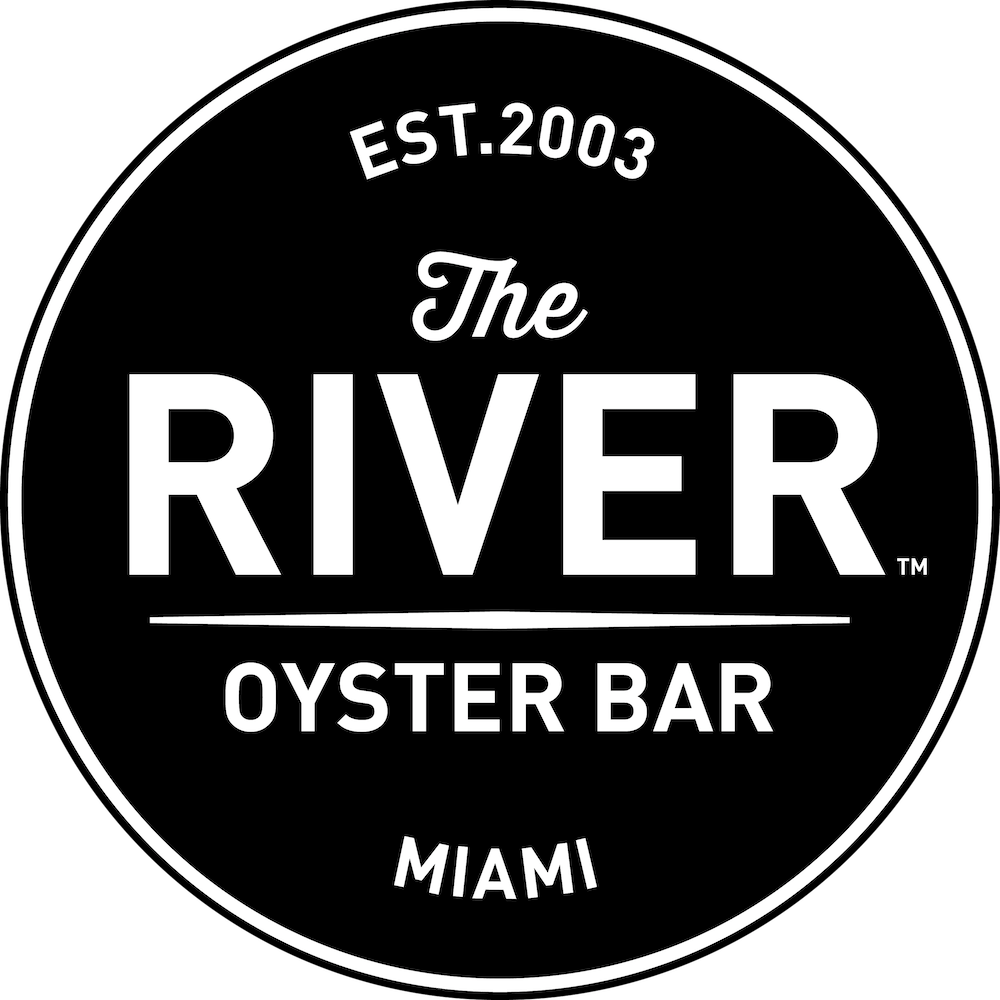 the river oyster bar fine food & spirits logo