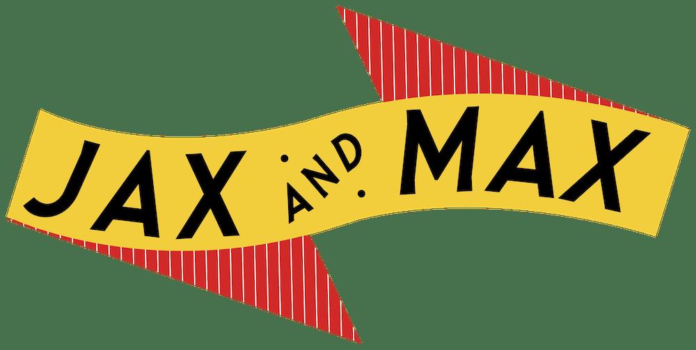 Jax and max logo