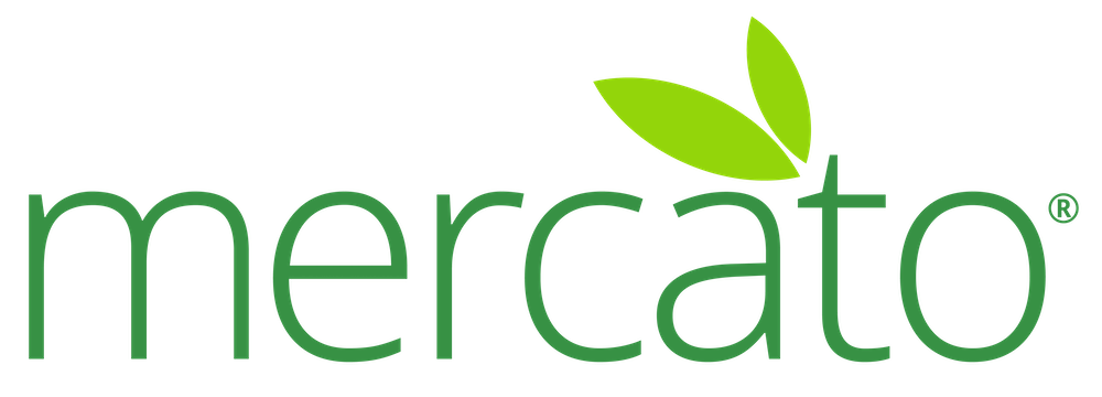 a green typographic logo