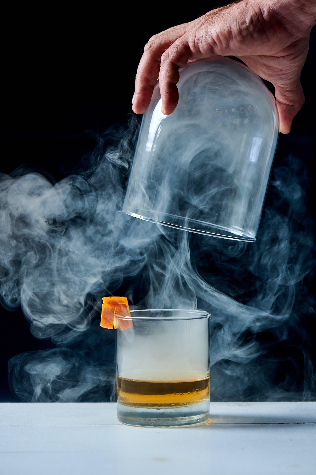 smokey cocktail