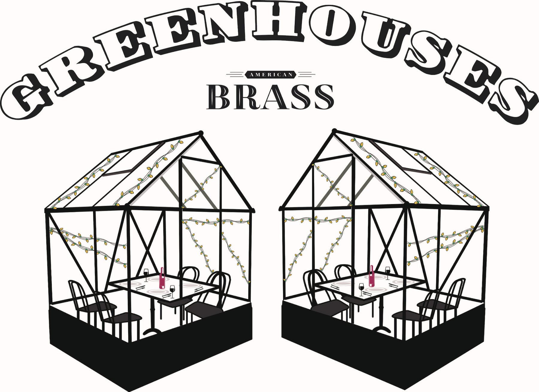 GREENHOUSE FOR DINING IN NYC