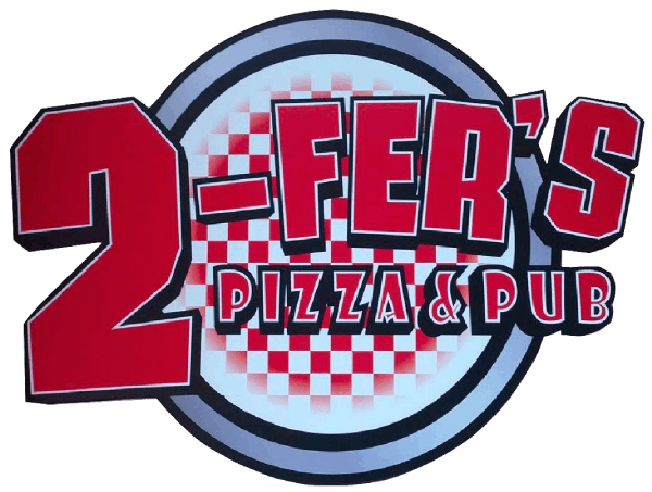 2fers Pizza and Pub logo