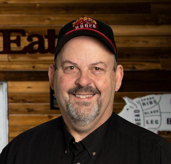 GaryParker Owner BBQ2U