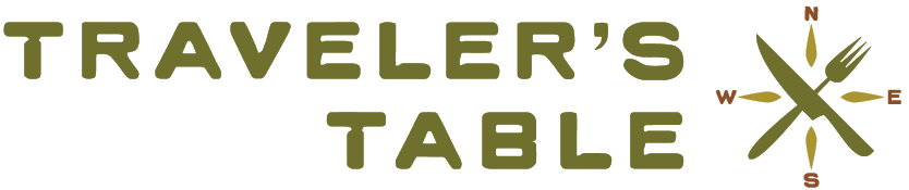 Traveler's Table Home