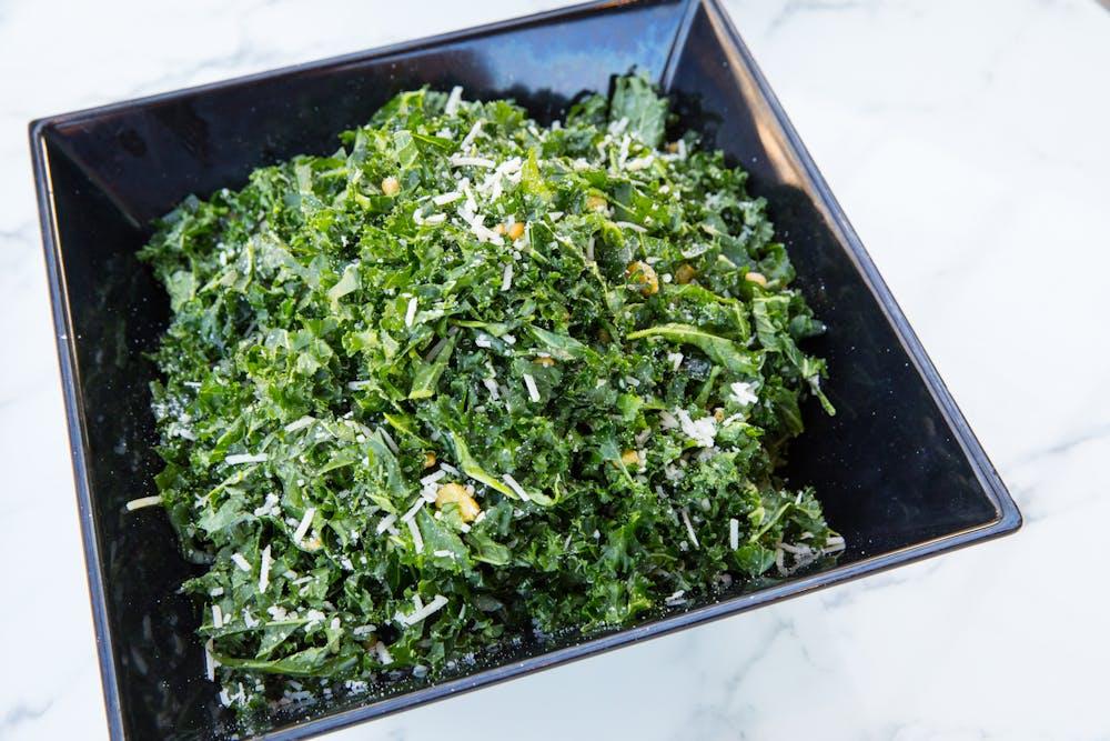 a close up of a box of broccoli