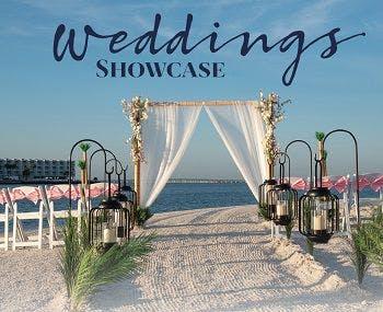 weddings showcase flyer