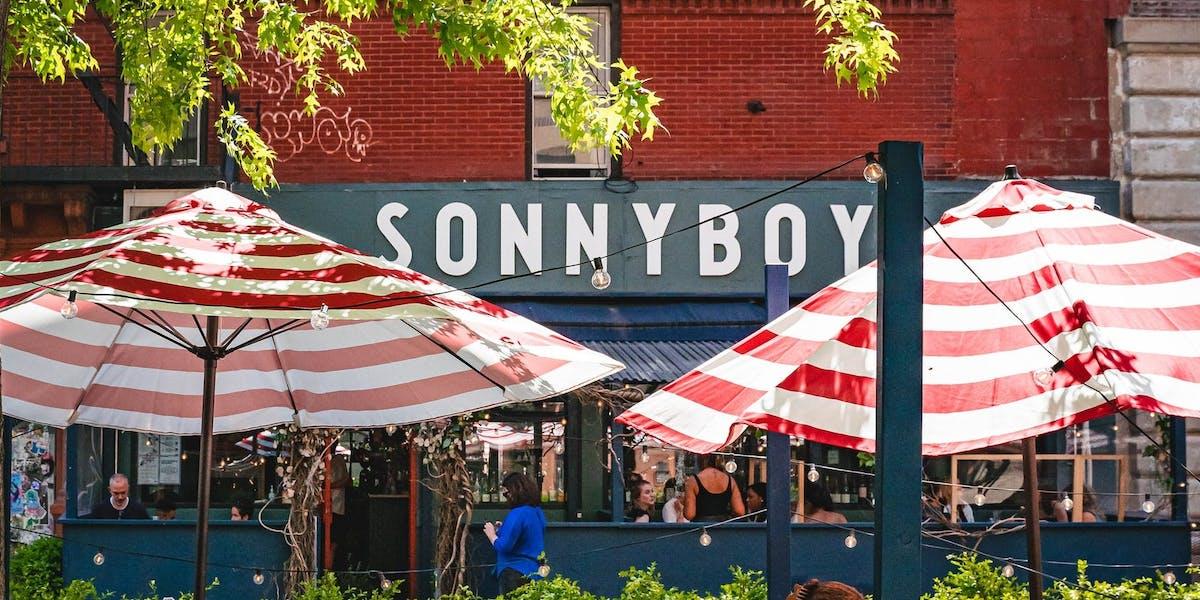 Hours + Location   Sonnyboy