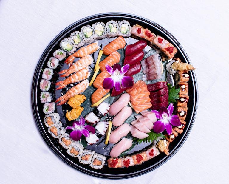 Medium Sushi Platter 4-6