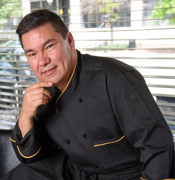 Photo of Chef Fredy Umanzor