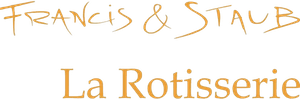 Francis & Staub La Rotisserie logo