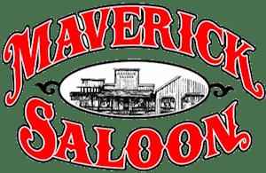 Maverick Saloon Logo