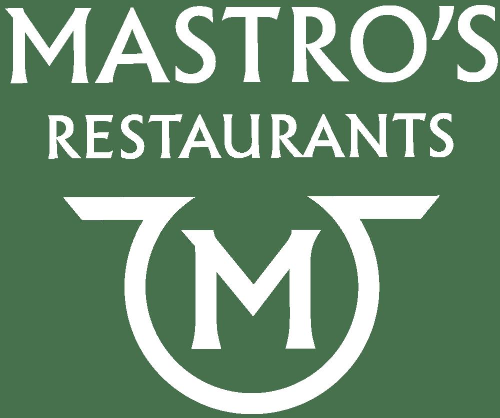 mastros restaurants logo