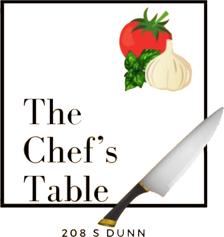The Chef's Table Home