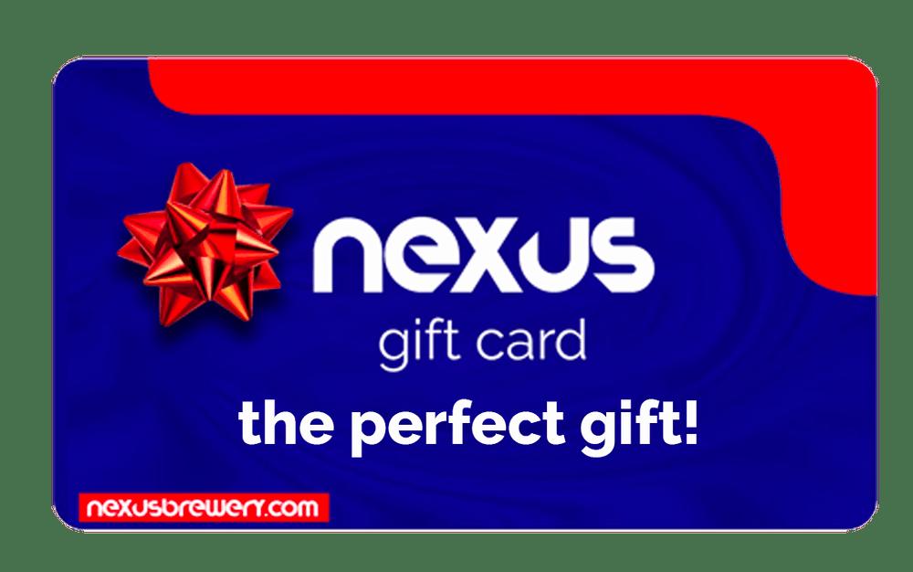nexus gift cards