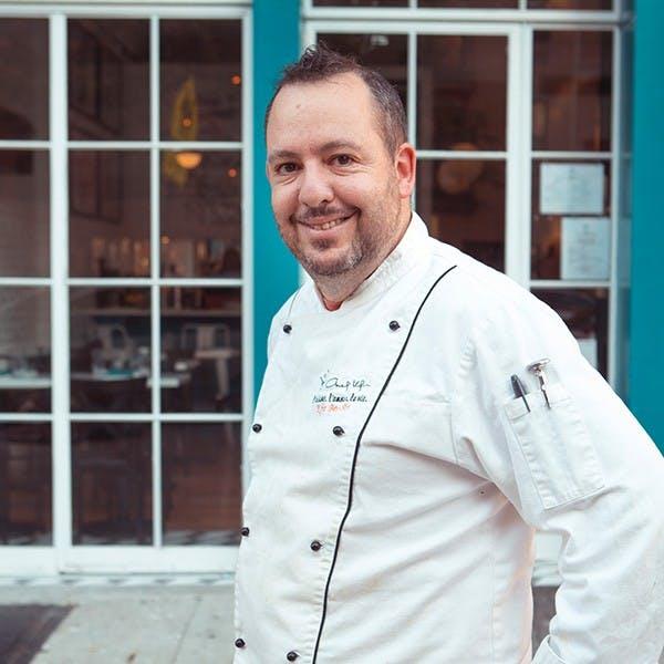 Executive Chef Kfir Ben-Ari