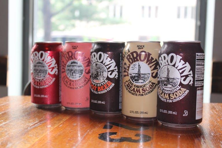 Dr Browns Sodas