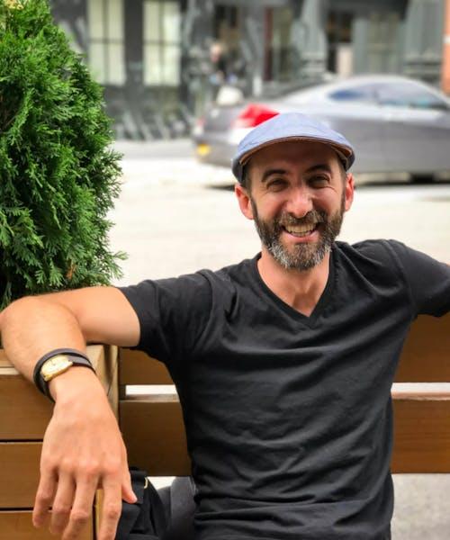 Photo of David Steingard