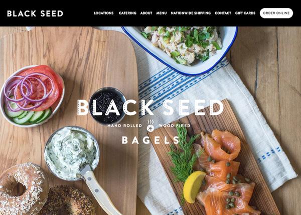 Black Seed Bagels