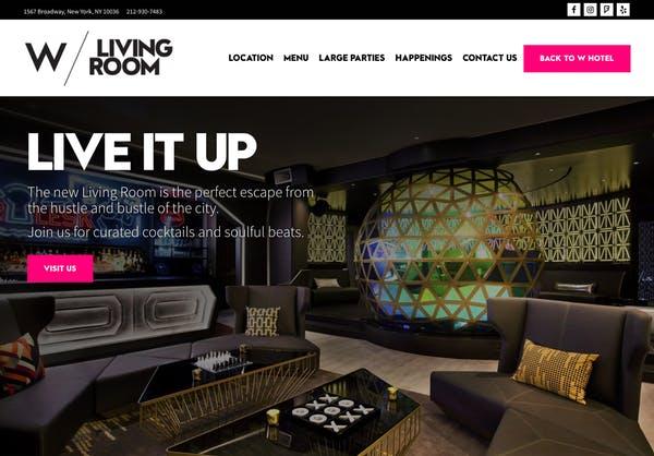 W Living Room
