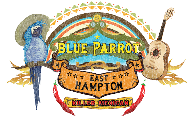 Blue Parrot Bar Home