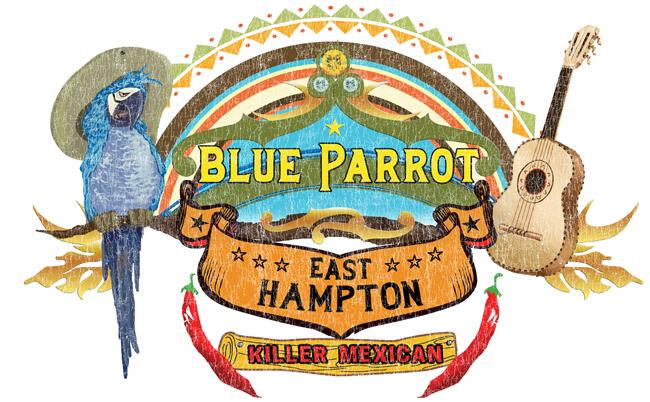Blue Parrot Bar Home