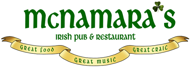 McNamara's Irish Pub Home