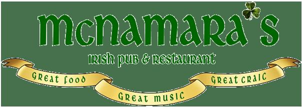 McNamara's Irish Pub Home