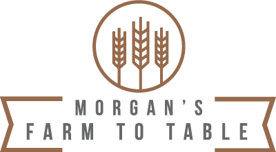 Morgan's Farm To Table Home