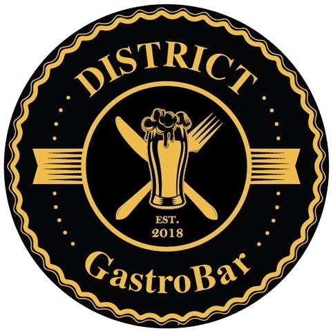 The District Gastrobar Home