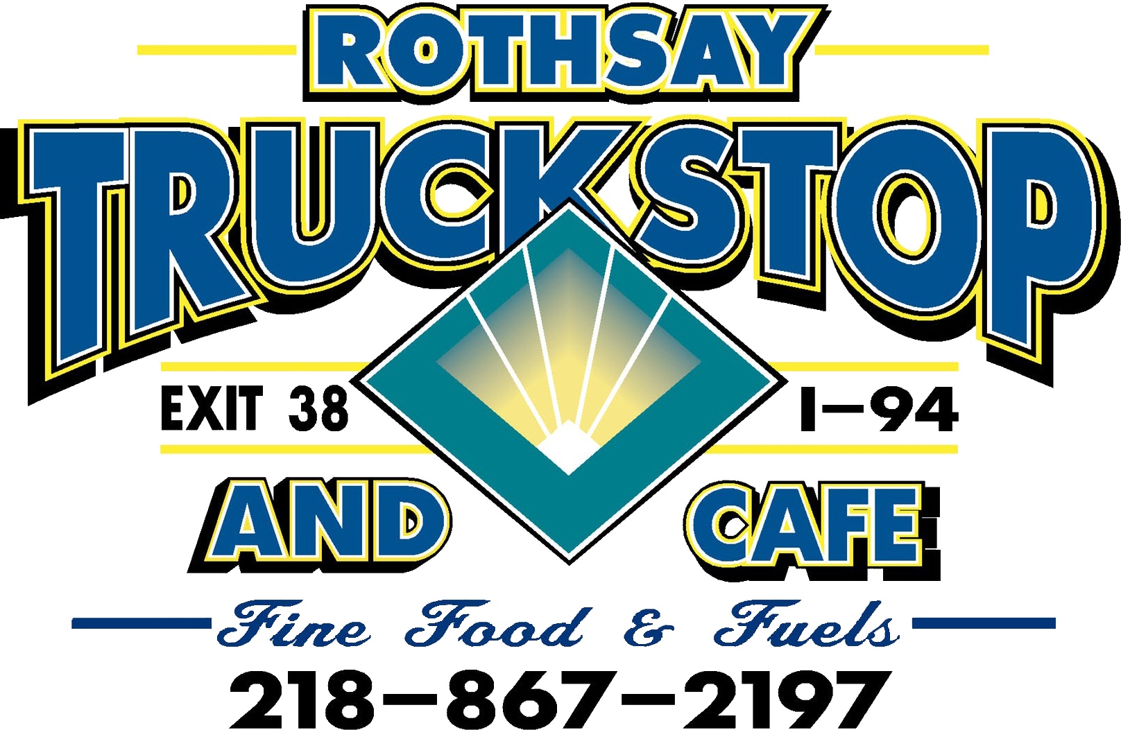 Rothsay Truck Stop Home